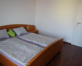 Apartmany Halex Centrum City Aupark - Piešťany - Bedroom