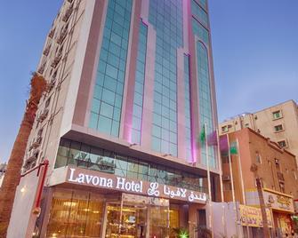 Lavona Hotel - Al Jubail - Gebouw