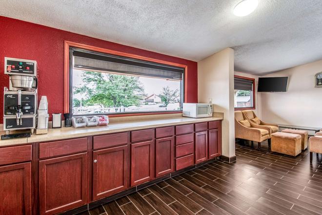 Rodeway Inn - Miamisburg - Buffet
