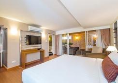 曼谷鑰匙飯店 - 曼谷 - 臥室