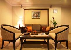 曼谷鑰匙飯店 - 曼谷 - 休閒室