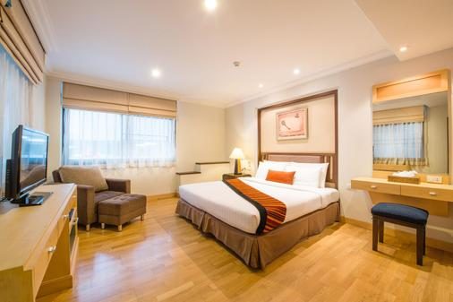 The Key Sukhumvit Bangkok By Compass Hospitality - Bangkok - Bedroom