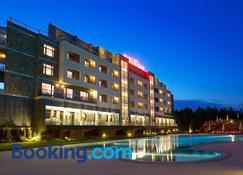 Park Hotel Green Europe - Haskovo - Bâtiment