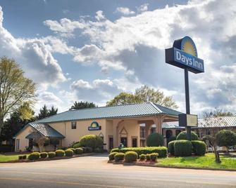 Days Inn by Wyndham Thomaston - Thomaston - Gebäude