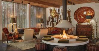 Parker Palm Springs - פאלם ספירנגס - בר