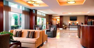 Sheraton Ontario Airport Hotel - Ontario - Lobby