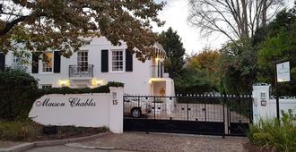 Maison Chablis - Franschhoek - Toà nhà