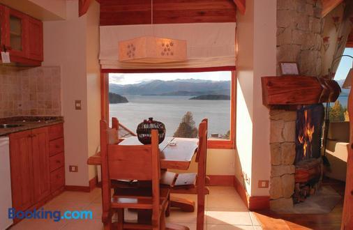 Nido del Condor Hotel & Spa - San Carlos de Bariloche - Dining room