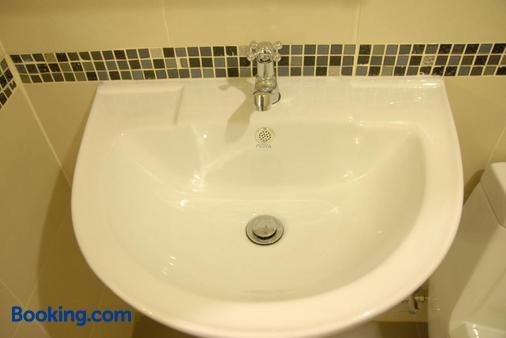 班鑾哈恩酒店 - 大城 - 大城 - 浴室