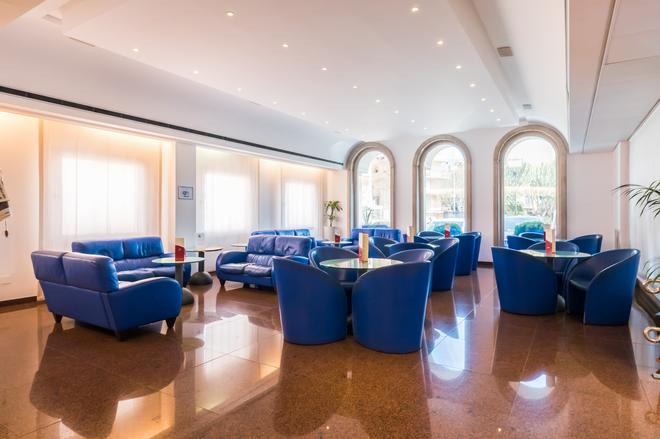 Astoria Palace Hotel - Palermo - Area lounge