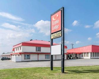 Econo Lodge - New Liskeard - Gebäude