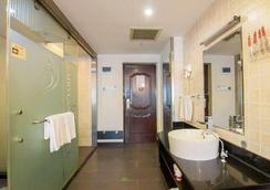 Fairyland Hotel Kunming Nanping Pedestrian Street Baida - Kunming - Bathroom