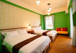 Soft Travel Hostel - Taitung City - Makuuhuone