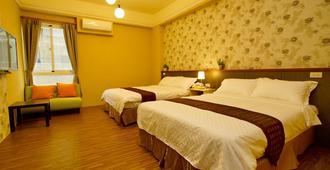 Soft Travel Hostel - Taitung City - Bedroom