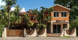 Hostel Dos Monos - Santa Teresa - Gebäude