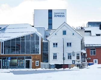 Comfort Hotel Xpress Tromso - Тромсе