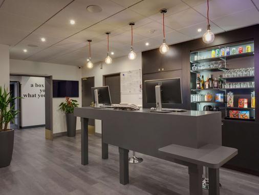 Kyriad Rennes Centre - Rennes - Lobby