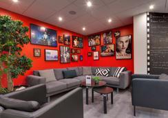 Kyriad Rennes Centre - Rennes - Lounge