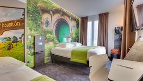 Kyriad Rennes Centre - Rennes - Bedroom
