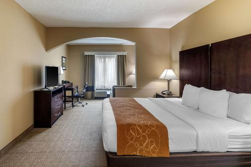 Comfort Suites The Colony - Plano West - The Colony - Schlafzimmer