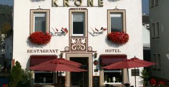 Hotel Krone Rüdesheim - Rüdesheim am Rhein - Building