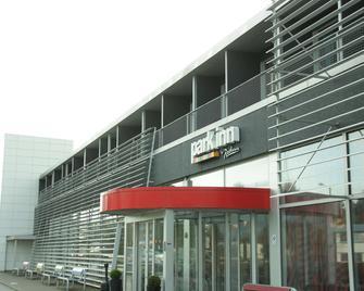 Park Inn Haugesund Airport Hotel - Haugesund - Gebouw