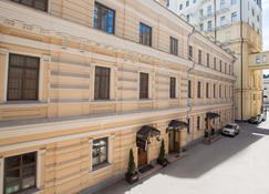 Matreshka Hotel - Moscú - Edificio