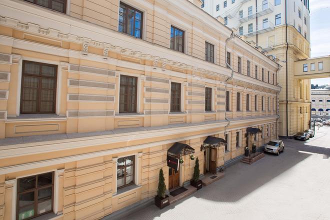 Matreshka Hotel - Moskova - Rakennus
