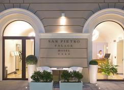 Hotel San Pietro Palace - Финале-Лигуре - Здание