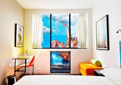 Tryp By Wyndham Fortitude Valley Hotel Brisbane - Brisbane - Phòng ngủ