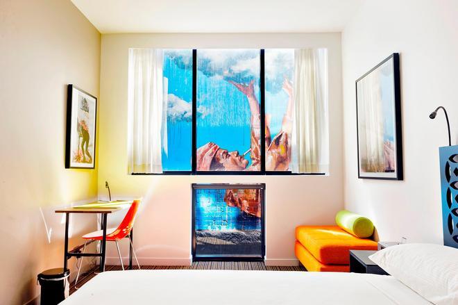 Tryp By Wyndham Fortitude Valley Hotel Brisbane - Brisbane - Κρεβατοκάμαρα