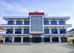 Hotel Hakmaz Taba Syariah Lubuk Linggau - Kota Lubuklinggau - Bangunan