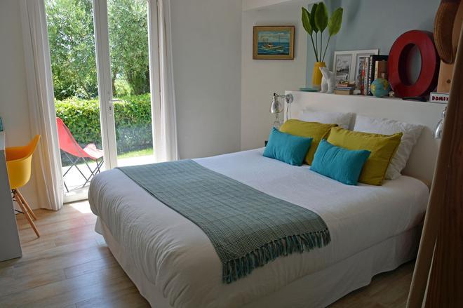 Atlantikoa - Bassussarry - Bedroom