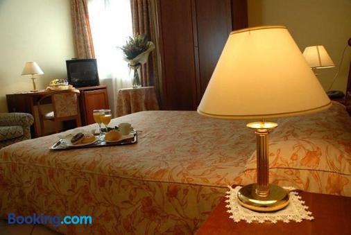 Hotel Scrivano - Randazzo - Comedor