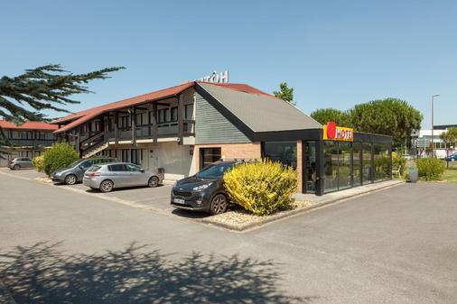 The Originals Access, Hôtel Bordeaux Aéroport (P'tit Dej-Hotel) - Merignac - Rakennus