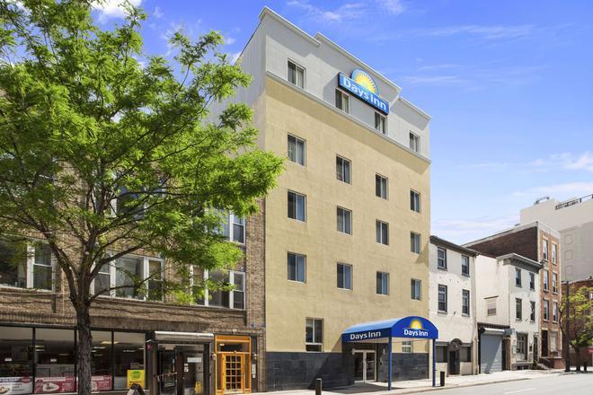 Days Inn by Wyndham Philadelphia Convention Center - Philadelphia - Toà nhà