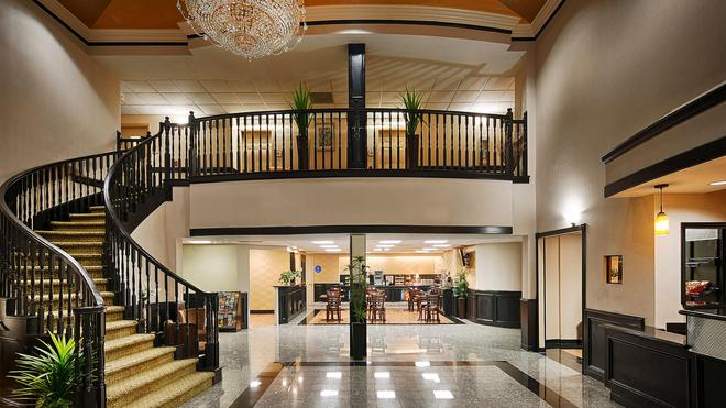 Best Western Plus Northwest Inn & Suites - Houston - Aula