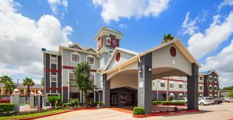 貝斯特韋斯特普勒斯西北套房酒店 - 休士頓 - 休斯頓 - 建築