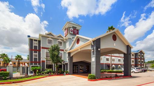 Best Western Plus Northwest Inn & Suites - Χιούστον - Κτίριο