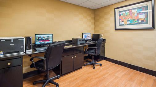 Best Western Plus Northwest Inn & Suites - Χιούστον - Aίθουσα συνεδριάσεων