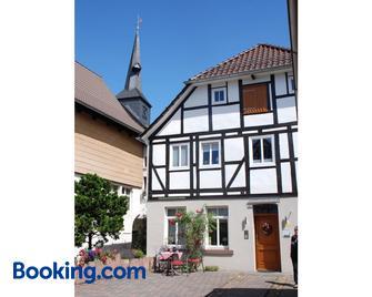 Korbmacherhaus - Hehlen - Gebouw