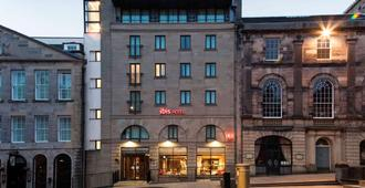 ibis Edinburgh Centre Royal Mile - Hunter Square (new rooms) - Εδιμβούργο - Κτίριο