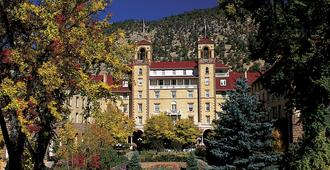 Hotel Colorado - Glenwood Springs - Rakennus