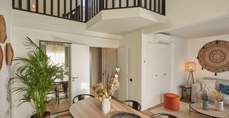 Pepper & Paper Apartments - París - Sala de estar