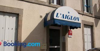 Hotel l'Aiglon - Λιμόζ - Κτίριο