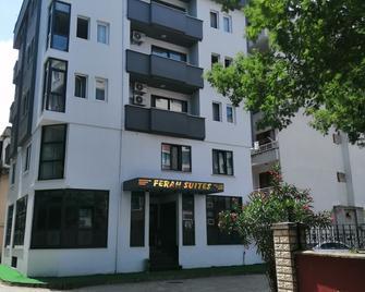 Ferah Suites Hotel - Akcaabat - Building