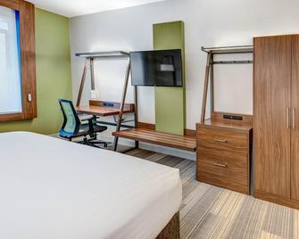 Holiday Inn Express Woodbridge - Avenel - Slaapkamer