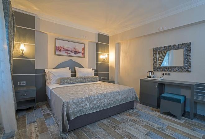Otto Palace Hotel - Adrasan - Schlafzimmer