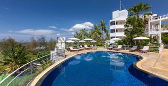 Best Western Phuket Ocean Resort (SHA Plus+) - Karon - Pool