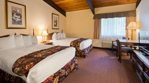 Best Western of Lake George - Lake George - Κρεβατοκάμαρα